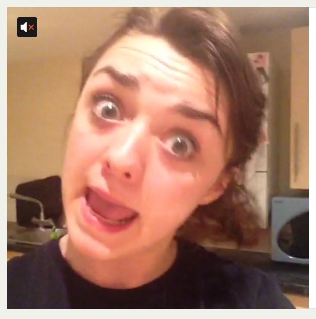 Masie William's reactions to Episode 9