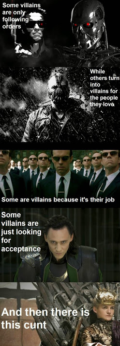 GOT MEME Villains