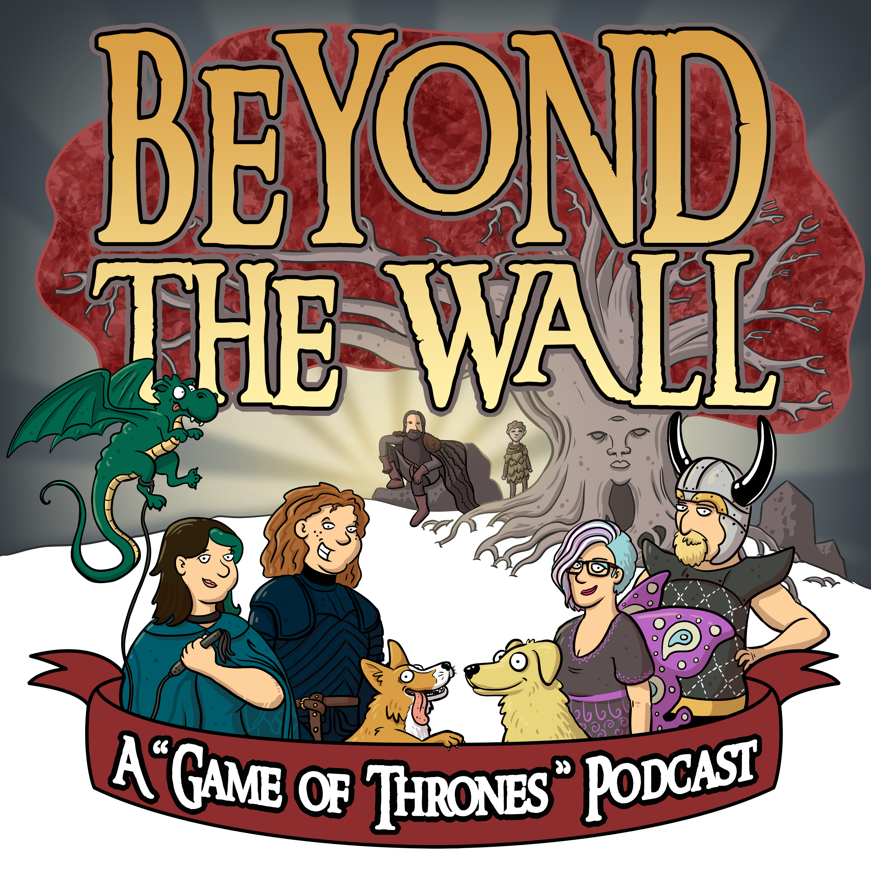 SpecFicMedia » SFM Presents: Beyond The Wall